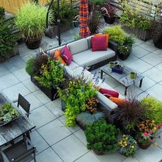 "@Alexei Sorokin's photo: ""Tribeca NY apartment's rooftop. Dreammm"""