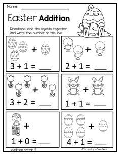 Kindergarten Math Worksheets, Preschool Literacy, Preschool Activities, Montessori Math, Numbers Preschool, Math For Kids, Math Lessons, Writing Prompts, Bulletin Boards