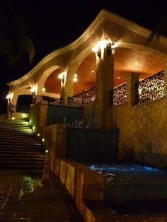 Beautiful night in @Sandos Playacar Beach Experience Resort #RivieraMaya #Mexico