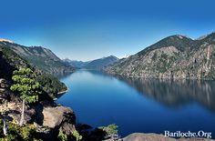 Buen Lunes para todos!  Brazo Tristeza - Patagonia Argentina www.bariloche.org