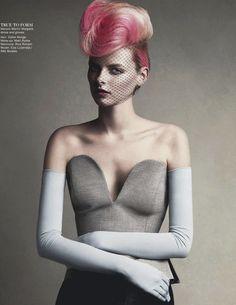 Vogue Australia - February 2013