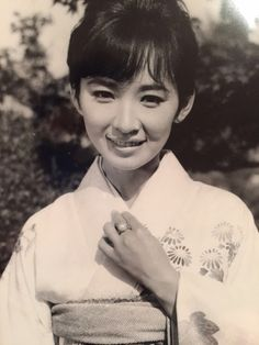 Ashikawa Izumi (芦川いづみ) 1935-, Japanese Actress, 藤竜也(夫)
