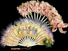 By the 19th century, fans were manufactured in every country in the world as devices to stir the air as well as used in fashion.