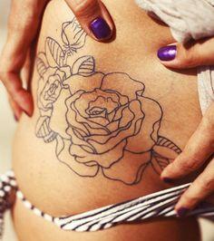 17 tatouages minimalistes pour être au top du glamour