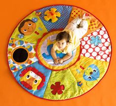 Great circular play mat