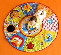 Great circular play mat