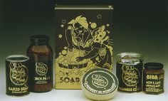 Biba food items available from the department store