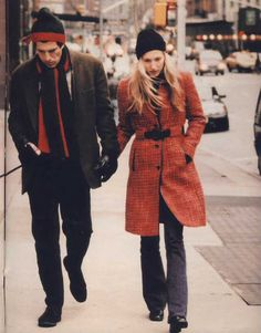Carolyn Bessette Kennedy - one day I will own this coat!