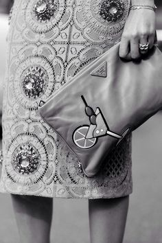 Love this Prada Clutch