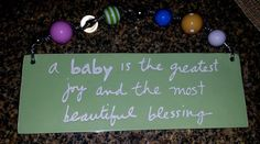 Stepping Stones wall plaque Gibson newborn Baby gift  #SteppingStones #Contemporary