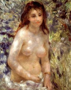 Auguste Renoir, Nude in Sunlight, 1875