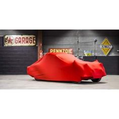 Fitted car cover for Triumph TR3