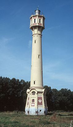 #Lighthouse - #Vuurtoren in Heist http://dennisharper.lnf.com/
