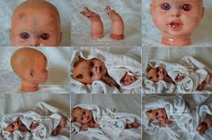 ac38823be79 101 Best YourOtherBabyMama images in 2018 | Halloween doll, Reborn ...