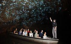 Waitomo Glowworm Caves, New Zealand - World's Strangest Natural Wonders | Travel + Leisure