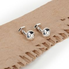 #Phillips #head #screw #cufflinks - #silver