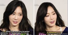What's the most u got for a man? - Taeyeon of Girls' Generation
