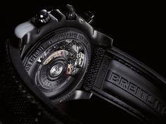 CHRONOMAT 44 BLACKSTEEL - Photos - Breitling - Instruments for Professionals