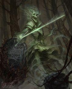 Ghostblade Duelist by Fesbraa