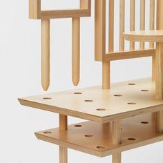 Etta: Multifunctional Furniture for Indoor Plants - Design Milk