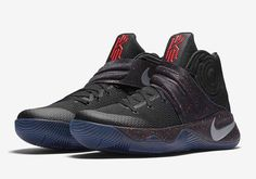 outlet store e8b3f 3a3d1 Nike Red speckled Kyrie 2 Jordan 13, Jordan Shoes, Buy Nike Shoes, Nike