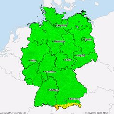 Wetter, Wettervorhersage, Online-Wetter Deutschland, Europa & weltweit - Wetter24.de