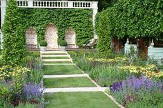 The Fortnum & Mason #Garden RHS Chelsea Flower Show 2007