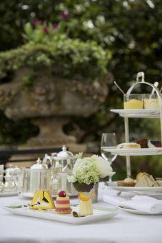 Art Tea in The Garden by The Merrion Hotel, Dublin, via Flickr