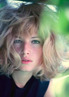 Monica Vitti, Rome, 1960—the year of L'avventura's release. Photo by Willy Rizzo.