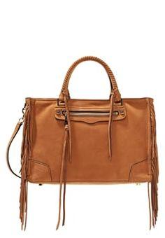 Rebecca Minkoff REGAN - Handbag - almond/light gold £340.00 # #prett #VintageClothing