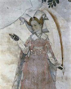 Eroi ed eroine 1420 circa  Musei italiani