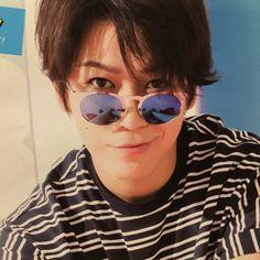Kazuya Kamenashi TV Life mag2017