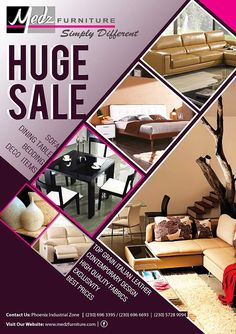 HUGE SALE at Medz Furniture - MASSIVE DISCOUNTS. Tel 696 3395 / 696 6693