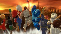 Haedoken! - Super Smash Bros