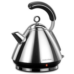 Morphy Richards - Accents Polished Traditional Kettle