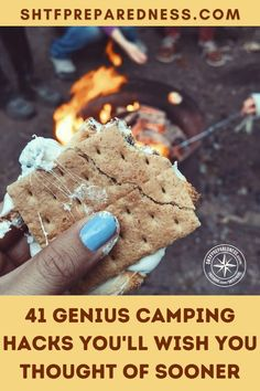 A great collection of camping hacks that could make your camping trips the best! Best Camping Meals, Camping Recipes, Camping Ideas, Camping Hacks, Survival Life, Trips, Prepping, Household, Abs