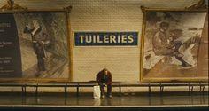 La station de métro Tuileries dans Paris je t'aime (1er arrondissement Tuileries de Joel et Ethan Coen)