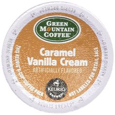 Green Mountain Coffee xBhpt K-Cup Portion Count for Keurig K-Cup Brewers, Caramel Vanilla Cream, 24 Count (Pack of 2) XnDls