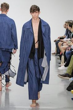 Craig Green denim. Into the blue: how denim went haute for spring/summer 2015  Denim has gone posh. From Alexa Chung for AG Jeans to Marques Almeida and even Prada , designers are using its myriad cultural associations to combine nostalgia with style reinvention. When it comes to looking on-trend right now, it's all in the jeans