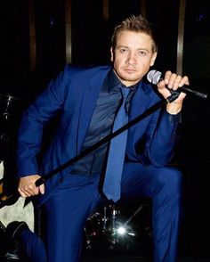 """24.8k Likes, 171 Comments - Jeremy Renner (@renner4real) on Instagram: """"Remy Martin shoot with @thebrothersal #tbt #funnight #brothersal #stageset #lungeproofpants #"""""""