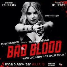 Ashley Benson Bad Blood
