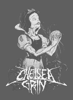 CHELSEA GRIN<3