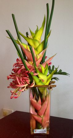 A refreshing design made for Garden Success Australia with artificial flowers !!!