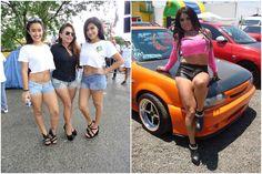 Las chicas más sexys de julio 2017 #AutosyChicas http://www.autosychicas.com