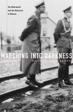 On October 10, 1941, the entire Jewish population of the Belarusian village of Krucha was rounded up and shot. This atrocity was the work of footsoldiers in a regular German army unit, acting on its own initiative. Marching into Darkness paints a searing portrait of the Wehrmacht's descent into ever more intimate participation in genocide.