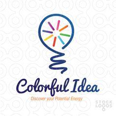 #Colorful #Idea #Power