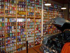 the amazing Pontiac museum in Pontiac, IL