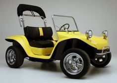Vintage Cars, Antique Cars, Custom Golf Carts, Beach Buggy, Camper Renovation, Folded Up, Rear Seat, Convertible, Automobile