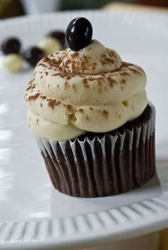 Coffee Flavored Cupcake Recipe