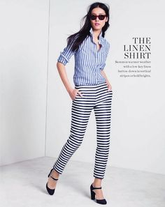 J.Crew Style Guide March 2013